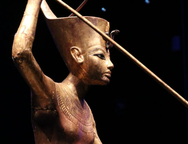 [Exposition] Toutânkhamon, une merveilleuse découverte avec Howard Carter
