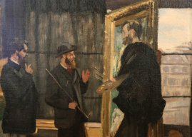 [Visite privée] Dans l'atelier, la création à l'œuvre au musée Delacroix
