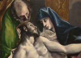 [Chef-d'œuvre] «Pietà» de Greco