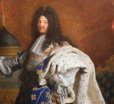 [Chef d'œuvre] Louis XIV en grand costume royal par Rigaud