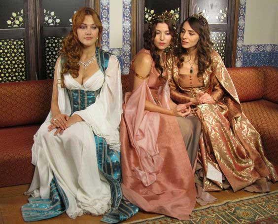 femmes osmanli