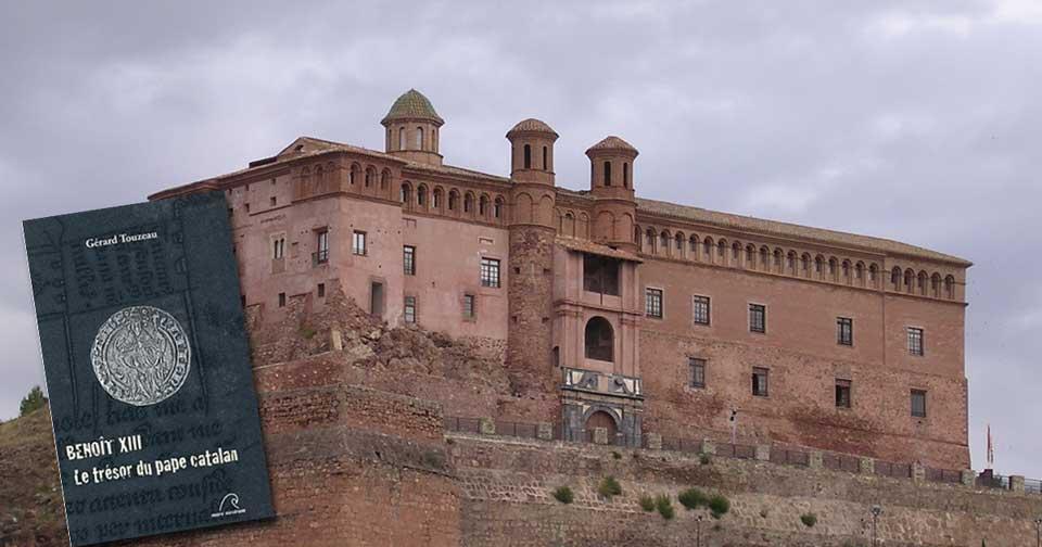 Château du Benoît XIII (antipape) à Illueca