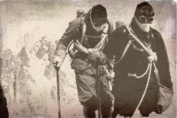Alpinistes 1920