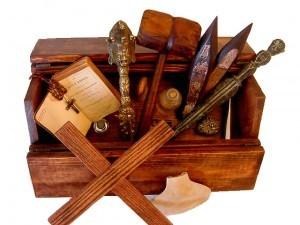 Le kit du chasseur de vampire