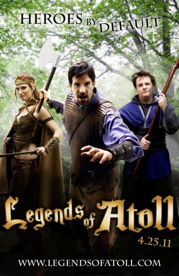 Legend of Atoll episode 1