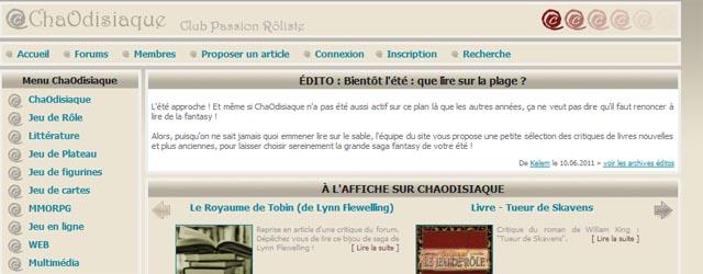 chaodisiaque