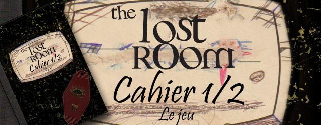 [JdR] LOST ROOM, le jeu et la campagne !