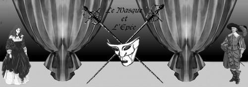 paravent Le Masque et l'Epée