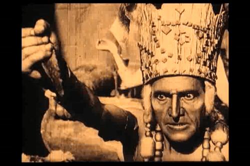Les araignées - Fritz Lang