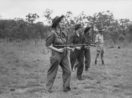 Owen Gun après la seconde guerre mondiale