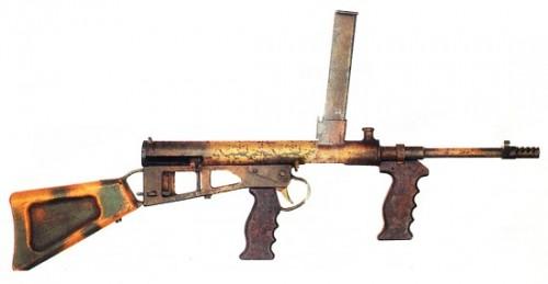 Owen Submachine Gun