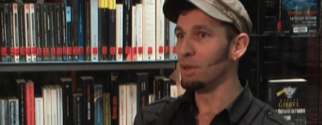 kris, scenariste de BD et son expérience du jeu de rôle