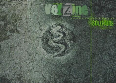 Verzine 1, le webzine du jeu de rôle Vermine