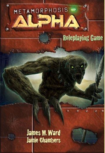 Metamorphosis Alpha RPG sur scriiipt.com jeu de rôle