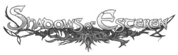 Logo Shadows of esteren