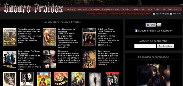 [Lien] Sueurs Froides – Le magazine du cinéma off