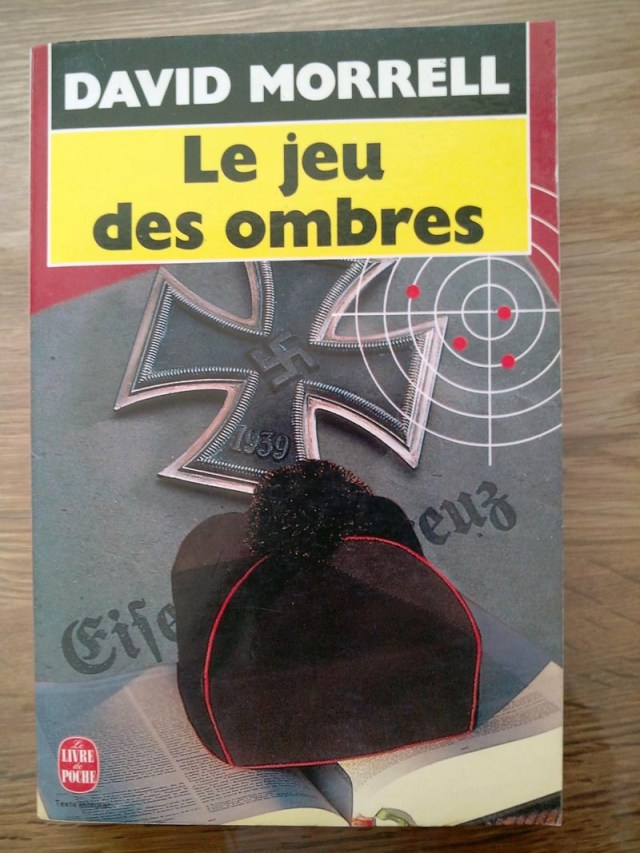 Inspiration et Espionnage : Le Jeu des ombres de David Morrell
