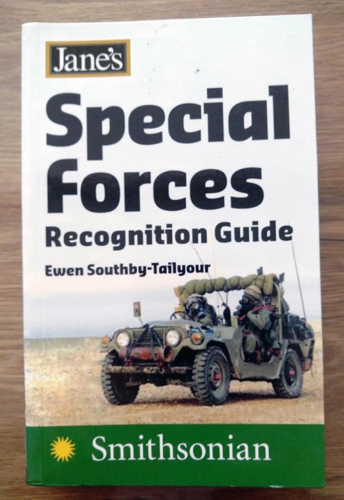 Special Forces recognition guide par Eweb Southby-Tailyour