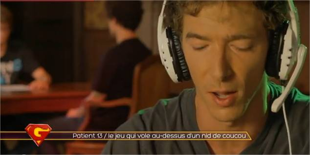 JEU DE ROLE - Patient 13 - YouTube - Mozilla Firefox