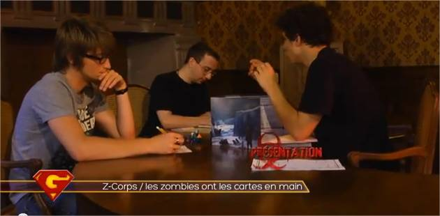 JEU DE ROLE - Z Corps - special zombie - YouTube - Mozilla Firefox