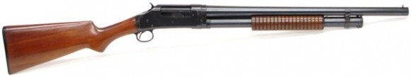 fusil à pompe Winchester M1897