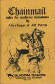 chainmail le jeu de Gary Gygax