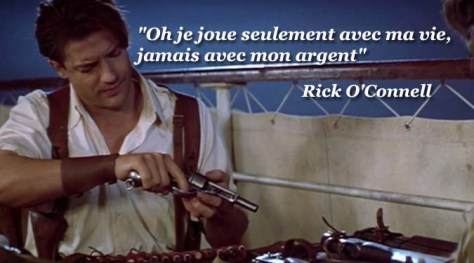 Rick O'Connell