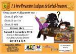 11e Rencontres Ludiques de Corbeil-Essonnes