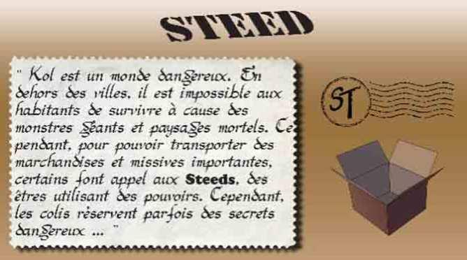steed