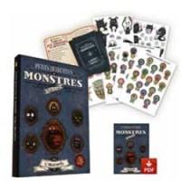 livre-et-pdf-et-stickers Petits détectives de monstres
