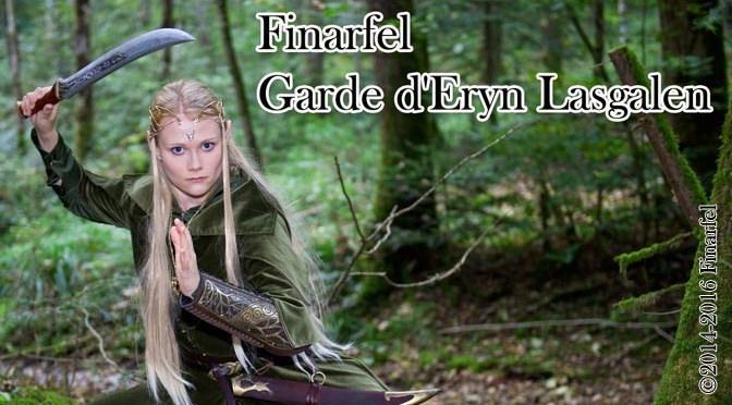 Finarfel – Garde d'Eryn Lasgalen