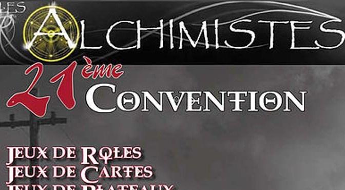 Les Alchimistes 2017 : XXIème édition