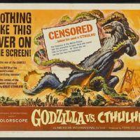 Godzilla Vs Cthulhu, le film de 1964 (ou presque)