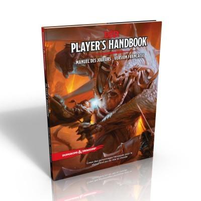 Dungeons & Dragons ® 5e édition • Player's Handbook ® Manuel des joueurs - version française