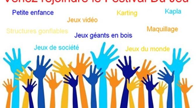 Le Festival du Jeu de Louviers du 10 au 16 avril 2017