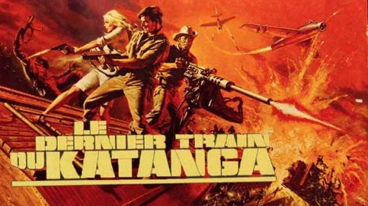 Le Dernier Train du Katanga (The Mercenaries)