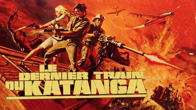 Le Dernier Train du Katanga (The Mercenaries)