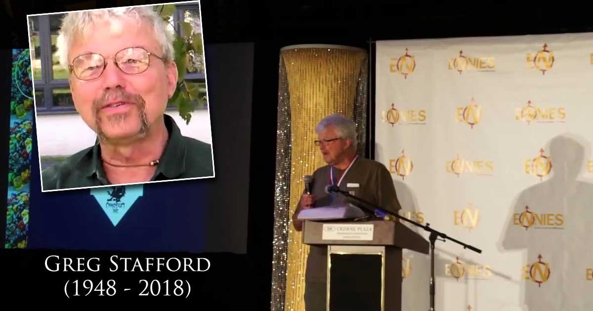 Greg Stafford