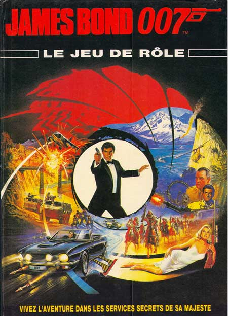 James Bond 007 le jeu de rôle
