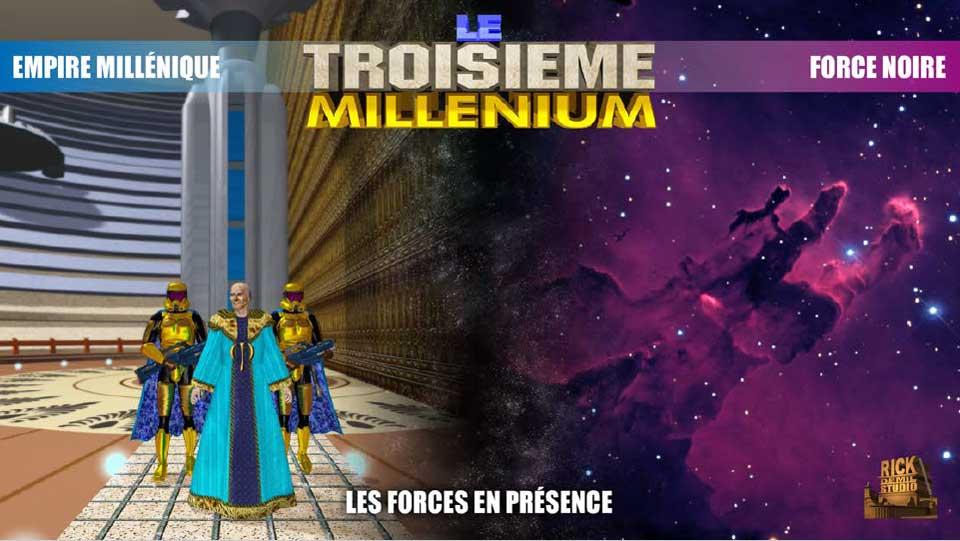 Le Troisième Millenium