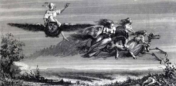 Le sabbat des sorcières