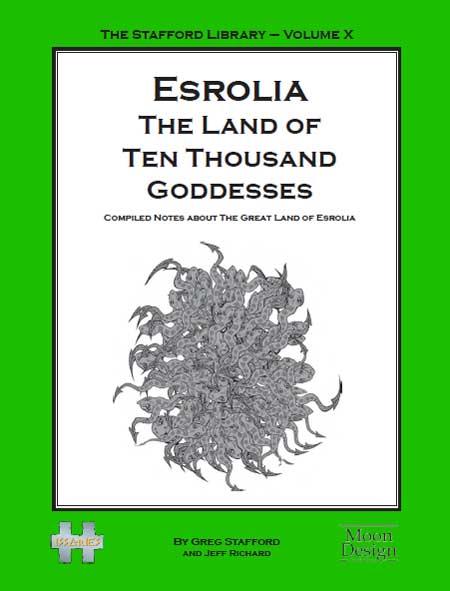 Esrolia The Land of Ten Thousand Goddesses