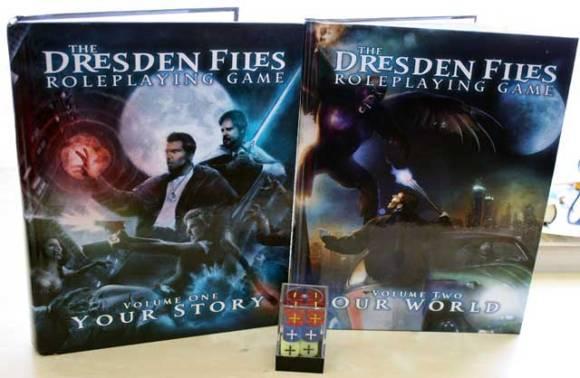 The Dresden Files RPG.