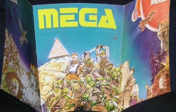 Ecran de MJ de Mega 2