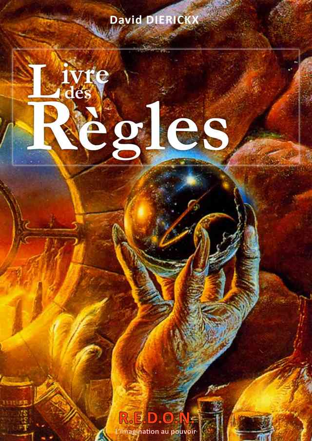 R.E.D.O.N. le livre des règles (un jeu de rôles gratuit à télécharger)