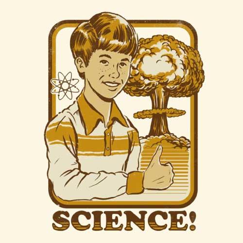 Science - Steven Rhodes