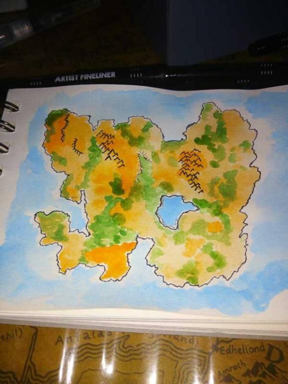 L'île perdue