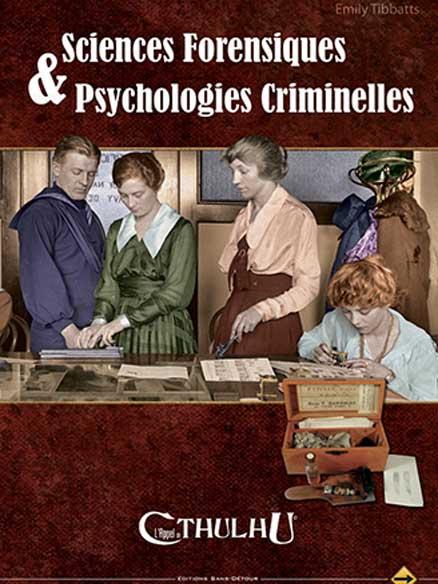 Sciences Forensiques & Psychologies criminelles