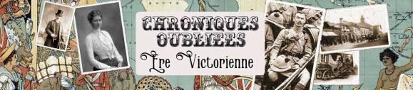 Chroniques Oubliées Ère Victorienne