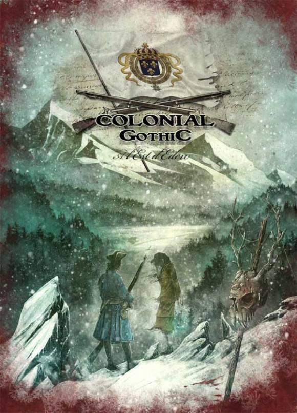 Colonial Gothic : A l'Est d'Eden